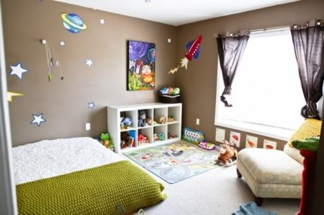 habitaciones de beb inspiradas en montessori montessori