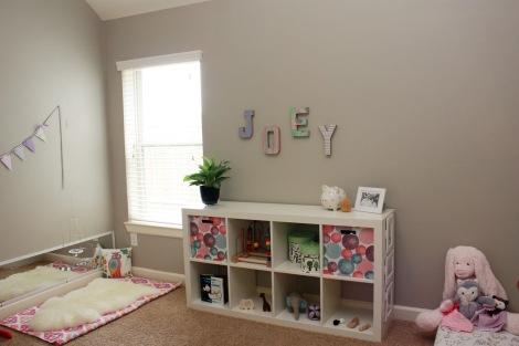 Habitaciones de beb inspiradas en montessori montessori for Decoracion habitacion infantil montessori