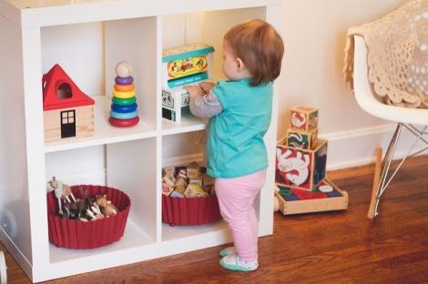Habitaciones de bebé inspiradas en Montessori - Montessori ...